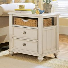 Wheelock Side Table Perfect for our bedroom.