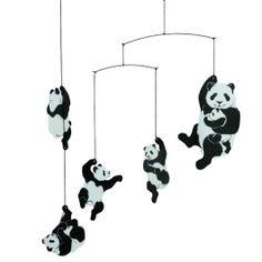 Flensted Mobiles Panda Mobile at DesignPublic.com