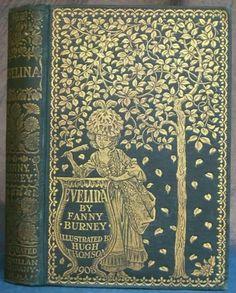 Evelina...Fanny Burney   1903