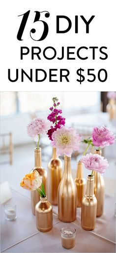 15 DIY projects under $50