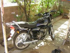 Missing day's. My clean bike