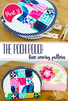 Free Pattern and Tutorial: The Pochi Pouch {part 2} — SewCanShe | Free Daily Sewing Tutorials
