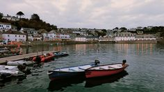 St. Mawes Harbour by Night