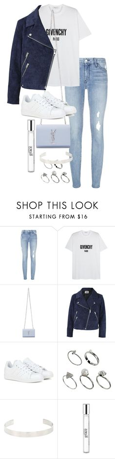 """Unbenannt #1587"" by tyra482 ❤ liked on Polyvore featuring Koral, Givenchy, Yves Saint Laurent, Acne Studios, adidas, ASOS, Jennifer Fisher and philosophy"