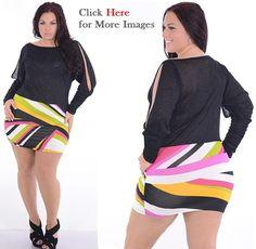 Plus Size Nightclub Dresses, Choose Your style | Plus Size Club ...