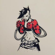 Fighter #art #artwork #arts #artist #art_veider #comic #comics #comicbooks #characterdesign #character #draw #drawings #drawing #ink #red #fighter #sketch #sketchbook #sketchaday #sketches #sketching