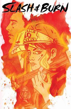 Slash and Burn #1