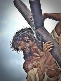 """catholicsoul: """"The Shoulder Wound of Jesus (The Secret Unrecorded Wound of the Passion) It is related in the annals of Clairvaux that St. Bernard asked Our Lord which was His greatest unrecorded suffering, and he answered: """" I had on My Shoulder..."""