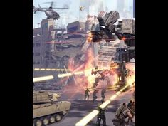 Art of War Last Day RPG GAME play #2 - Art of War Last Day is a Android Free 2 Play Strategy Multiplayer Game featuring the final battle against a superintelligent rogue AI armies