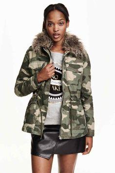 Jachetă cu motive | H&M