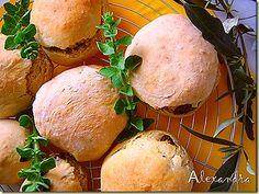 Μα...γυρεύοντας με την Αλεξάνδρα: Ελιόψωμο με μπιρόψωμο Vegetables, Blog, Vegetable Recipes, Blogging, Veggies
