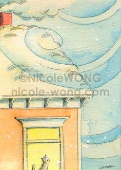 Cold outside -- Nicole Wong