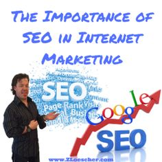 The Importance of SEO in Internet Marketing And Your Business If you are already running an Internet marketing campaign or are about to embark on an Internet marketing campaign, one concept you cannot afford to skimp on is search engine optimization (SEO). SEO is one of the most popular buzz words in Internet marketing but [ ]