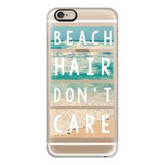 iPhone 6 Plus/6/5/5s/5c Case - Beach Hair Don't Care