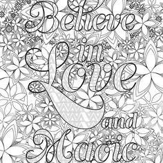 Adultcolouring Magic Loveit Colours Imagination Imagine CrittersAndCubs 250likes