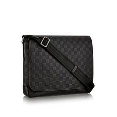 00bb4bb99d4e District MM - Damier Infini - Men s Bags   LOUIS VUITTON Louis Vuitton  Handbags, Louis