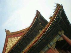 Forbidden City #beijing