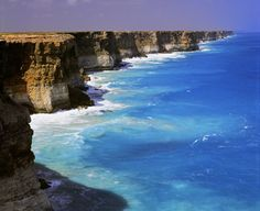 bunda cliffs.