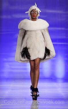 Catalin Botezatu at Couture Fashion Week New York