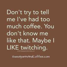 Nem tente me dizer que eu tomei muito café. Você não me conhece tanto assim. De repente eu goste de ter espasmos.   #perfectcupch #coffee #cafe #espresso #flatwhite #wholebeans #v60 #frenchpress #cafesdobrasil #coado #shot #prensafrancesa #moka #italiana