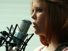 Folk pop from Virginia, very Adele-like. Click image to listen to Heather Mae!