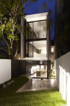 Turn-of-the-century terrace house in Sydney: Tusculum Residence by Smart Design Studio