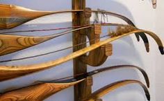 Image result for bow rack