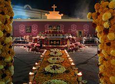 Altar de Muertos by Jacobo Zanella