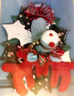 Rudy Reindeer pattern #8830