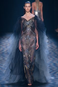 #Marchesa Spring 2017 Ready-to-Wear Fashion Show #NYCFashionWeek #MyFavoriteCollection