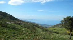#caccamo #sicilia #landscape #sea