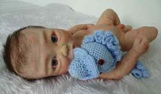 Prototype Max full bodied silicone baby, reborn doll reborn baby