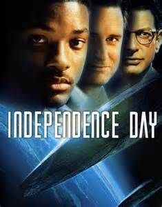 Will Smith, Bill Pullman, Jeff Goldblum <3 Just finished watching this for the umteenth time! They're all soo hot!