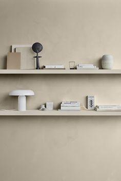 Inspiration Wall, Interior Inspiration, Jotun Lady, Executive Office Furniture, Sweet Home, Comfort Gray, Wall Accessories, Scandinavian Furniture, Scandinavian Bedroom