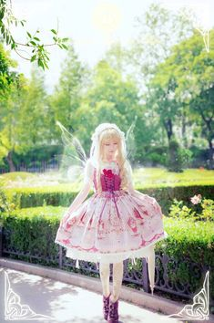 Cosplayer: Unknown Character: Hada Pure Fantasy (If you know, please tell me)