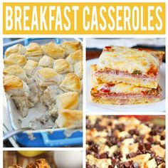 The Best Breakfast Casserole Recipes - Eighteen25