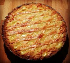 Crostata alla crema Pie, Desserts, Food, Custard, Torte, Tailgate Desserts, Pastel, Meal, Dessert