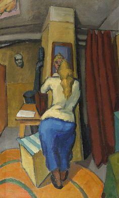 Austrian Painter Rudolf Wacker (1893 -1939) ~ Blog of an Art Admirer