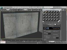UVW Mapping Tutorial 3d Max 1/2 - YouTube