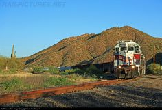 RailPictures.Net Photo: CBRY 401 Copper Basin Railway EMD GP39 at Ray Junction, Arizona by Kevin The Krazy 1