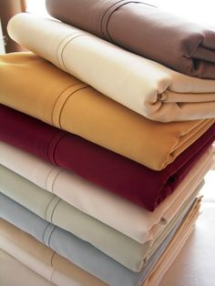 CalKing Waterbed Solid 300 Thread count 100% Egyptian cotton Sheet sets (unattached) $69.99 www.scotts-sales.com