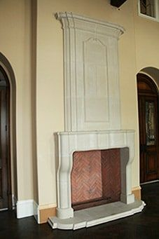 Cast stone entries and cast stone fireplaces in an Dallas Fort Worth, Texas add unsurpassed elegance. We can also create cast stone keystones, cast stone address blocks and cast stone window surrounds. Cast Stone Fireplace, Stone Supplier, It Cast, Mantels, Fireplaces, Home Decor, Cornices, Fireplace Set, Fire Places