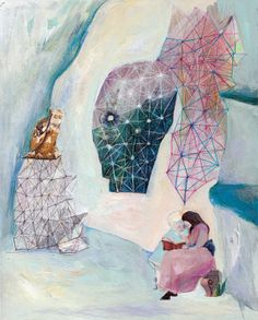 Crystal Cave by Kimi Pryor | Catalog Products | Shop | Mammoth and Company