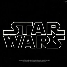 star wars soundtrack album cover - One of the first things I ever bought with my own money