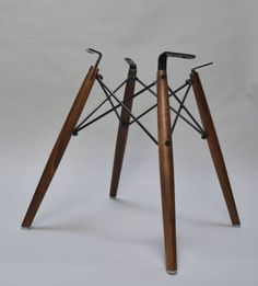 Eames ハーマンミラーイームズワイドマウントベース 北欧 インテリア 雑貨 家具 Modern ¥13000yen 〆07月15日