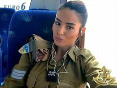 IDF - Israel Defense Forces - Women.✡ Idf Women, Military Women, Israeli Girls, Army Police, Defence Force, Military Girl, Female Soldier, Girls Uniforms, Strong Girls