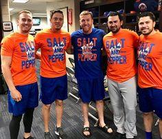 b4795630 NY Mets Salt & Pepper (Nimmo, Flores, Frasier, Gonzalez &