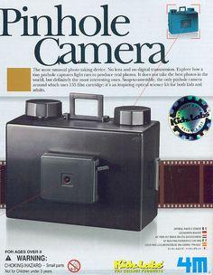 Sorprenent càmera estenopeica. Amb aquest kit podràs realitzar les teves fotos estenopeiques de forma completament artesanal. Fes fotos irrepetibles!