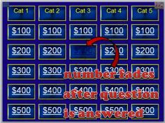 Grammar and editing jeopardy from hatchers classroom creations on jeopardy blank template from smartapple on teachersnotebook 56 pages jeopardy template for microsoft powerpoint includes double jeopardy and maxwellsz