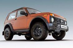 LADA BRONTO - model overview, specifications, colors, configuration, comparison of models Suv Trucks, Gasoline Engine, Toyota Corolla, Motor Car, Offroad, Rear Seat, Dream Cars, Automobile, Monster Trucks